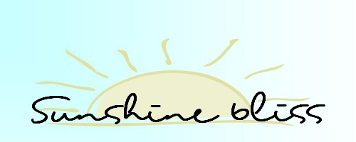 Sunshine Bliss an on-line women's clothing boutique
