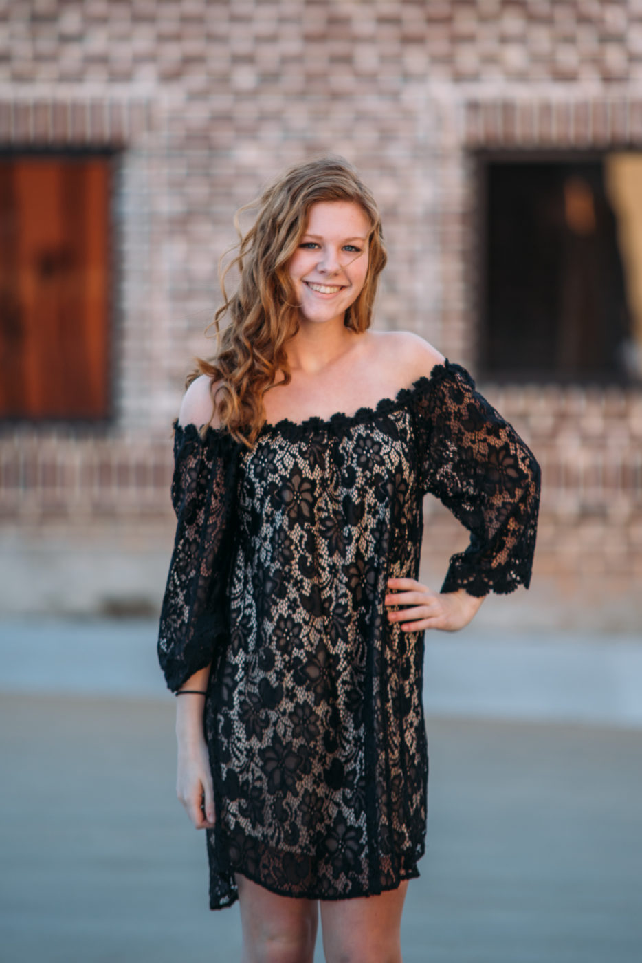Enchandress's Spell Lace Dress