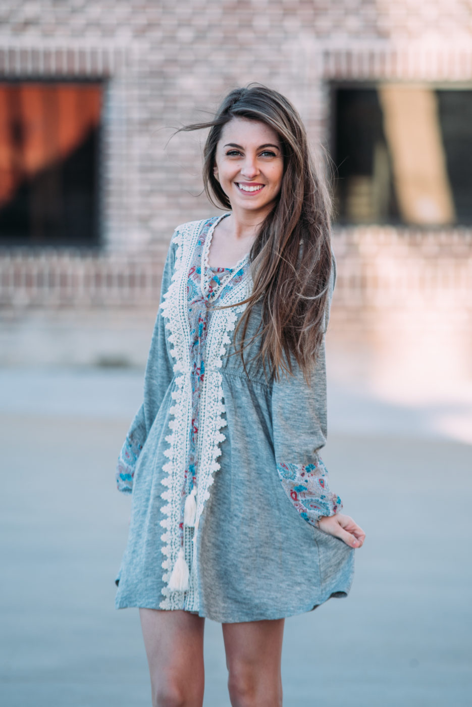 Paisley Perfection Tunic