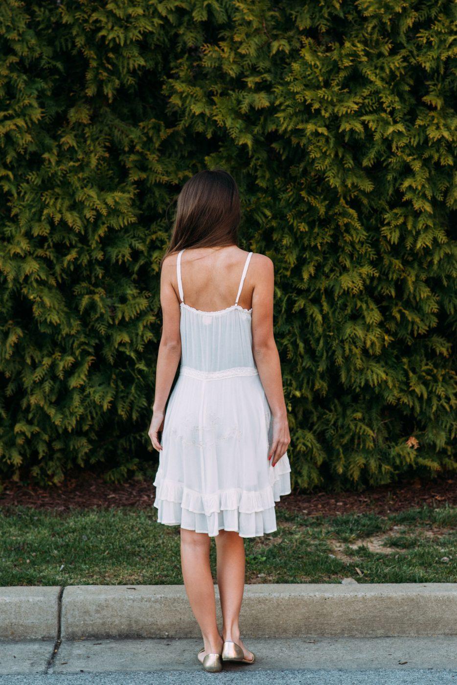 Seawashed Daydream Dress
